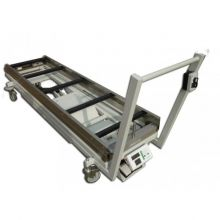 Mortuary Trolley - High Weight Accuracy - 3 Tier - Manual